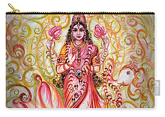 Lakshmi Darshanam Carry-all Pouch by Harsh Malik