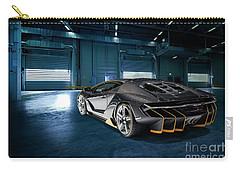 Lamborghini Centenario Lp 770-4 Carry-all Pouch