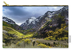 Lamoille Canyon In Fall Carry-all Pouch