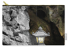 Lamp In Marble Mountain Carry-all Pouch