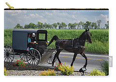 Lancaster Travel Carry-all Pouch by Tricia Marchlik