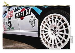 Lancia Delta Hf Integrale Carry-all Pouch by Cesare Bargiggia