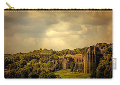 Carry-all Pouch featuring the photograph Lancing College by Chris Lord