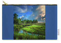 Carry-all Pouch featuring the photograph Land Of Milk And Honey by Marvin Spates