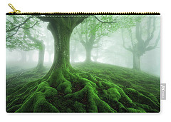 Land Of Roots Carry-all Pouch