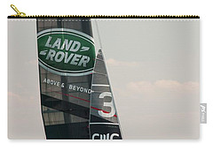 Land Rover Bar Carry-all Pouch by David Bearden