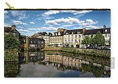 Landerneau Village View Carry-all Pouch