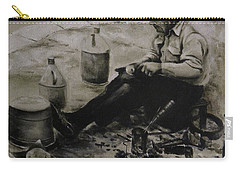 Landier.  Tinsmith. Carry-all Pouch