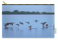 Landing Goose Carry-all Pouch