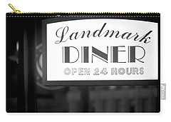 Landmark Diner Carry-all Pouch