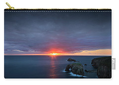 Land's End Carry-all Pouch by Dominique Dubied