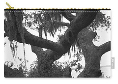 Lands End Talking Tree Carry-all Pouch