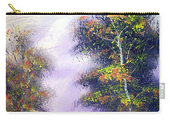 Carry-all Pouch featuring the painting Landscape #1 by Raymond Doward