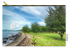 Carry-all Pouch featuring the photograph Landscape 2 by Charuhas Images