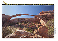 Landscape Arch Carry-all Pouch