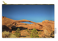 Landscape Arch Sunrise Carry-all Pouch