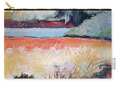 Landscape In Abstraction Carry-all Pouch