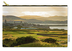 Landscape Of St Andrews Home Of Golf Carry-all Pouch