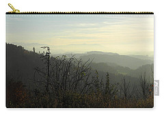 Landscape On The Swiss Plateau Carry-all Pouch