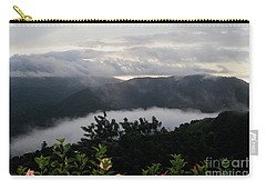 Carry-all Pouch featuring the photograph Landscape Tropical by The Art of Alice Terrill