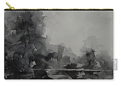 Landscape Value Study Carry-all Pouch