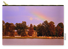 Landscape With Rainbow Carry-all Pouch