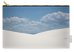 Landscapes Of White Sands 11 Carry-all Pouch