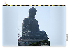Carry-all Pouch featuring the photograph Lantau Island 49 by Randall Weidner