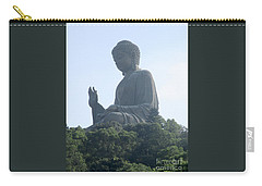 Carry-all Pouch featuring the photograph Lantau Island 50 by Randall Weidner