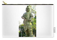 Carry-all Pouch featuring the photograph Lantau Island 52 by Randall Weidner