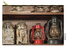 Lanterns And Wicks Carry-all Pouch by Jay Stockhaus