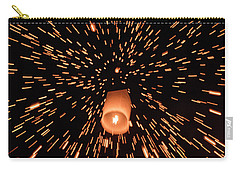 Lanterns In The Sky Carry-all Pouch