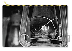 Carry-all Pouch featuring the photograph Lanterns by Jay Stockhaus