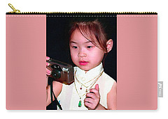 Laotian Princess Carry-all Pouch