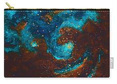 Lapis Lazuli Nebula  Carry-all Pouch