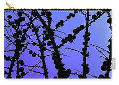 Larch Cones Against The Sky Carry-all Pouch
