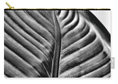 Large Leaf Carry-all Pouch