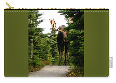 Large Moose Carry-all Pouch