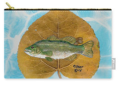Large Mouth Bass #2 Carry-all Pouch