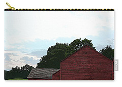 Large Red Barn Carry-all Pouch
