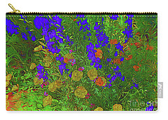 Larkspur And Primrose Garden 12018-3 Carry-all Pouch