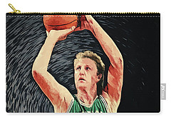 Larry Bird Carry-All Pouches