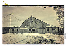 Larsen Road Barn Carry-all Pouch by Joel Witmeyer