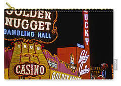 Las Vegas 1964  I Carry-all Pouch