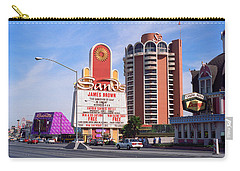 Las Vegas 1994 #1 Carry-all Pouch by Frank Romeo
