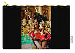 Las Vegas Showgirls Carry-all Pouch