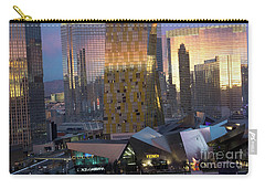 Las Vegas Sunrise Reflection Carry-all Pouch