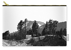 Carry-all Pouch featuring the photograph Lassen National Park by Lori Seaman