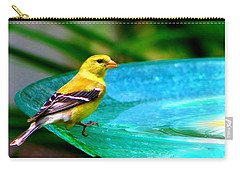 Carry-all Pouch featuring the photograph Last Call by Barbara S Nickerson