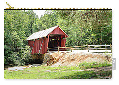 Last Covered Bridge In Sc Carry-all Pouch